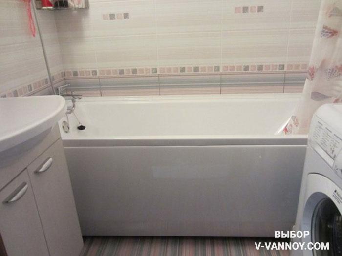 Пастельные цвета всегда актуальны в интерьере, кроме того данная палитра увеличивает визуально ванную комнату без туалета.