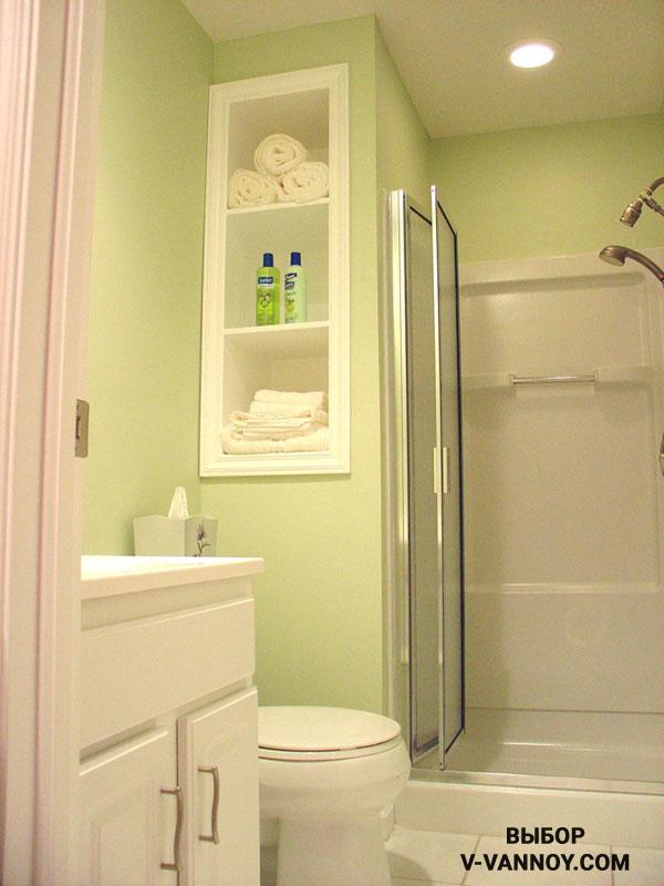 Пастельные оттенки отлично подходят для отделки небольшого по площади пространства. Такие цвета создают ощущение простора и легкости.
