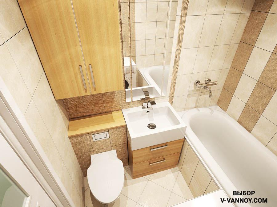 Совмещенный туалет ванна дизайн в квартире