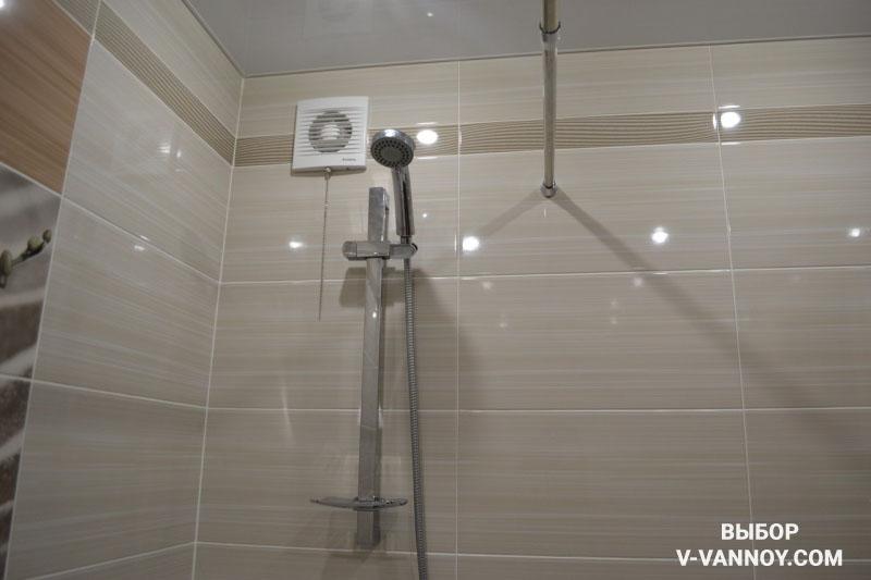 Дизайн светло-коричневой ванной в кофейных и карамельных оттенках
