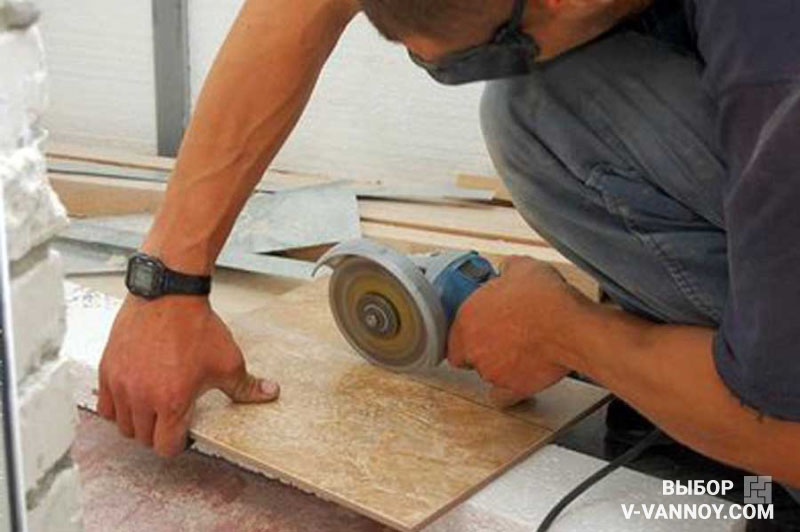 Укладка плитки на деревянный пол. Пошаговое руководство