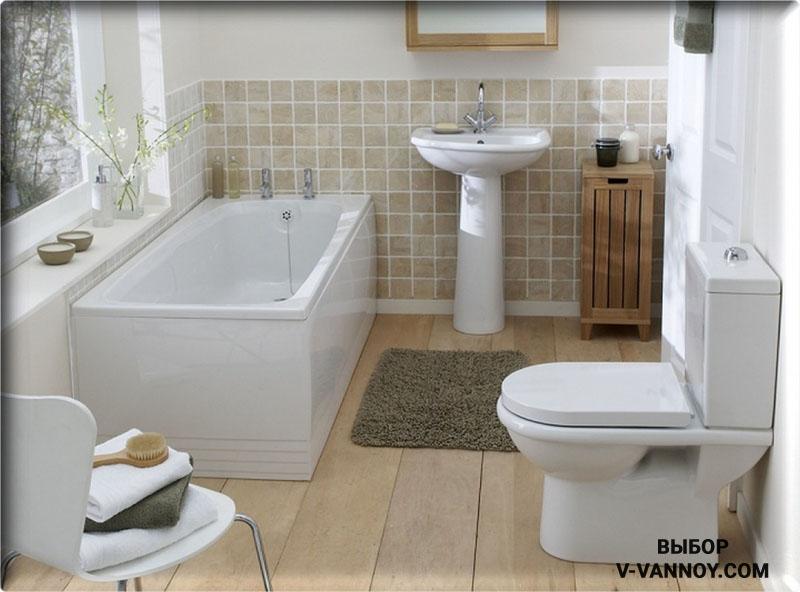 Применение дерева в оформлении интерьера ванной комнаты – одно из самых актуальных решений.