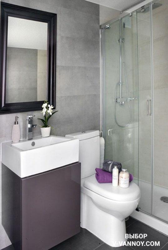 Ванная 3 кв м. 30 идей для дизайна