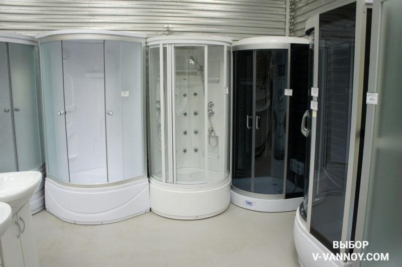Душевые кабины в Леруа Мерлен (25 примеров с фото)