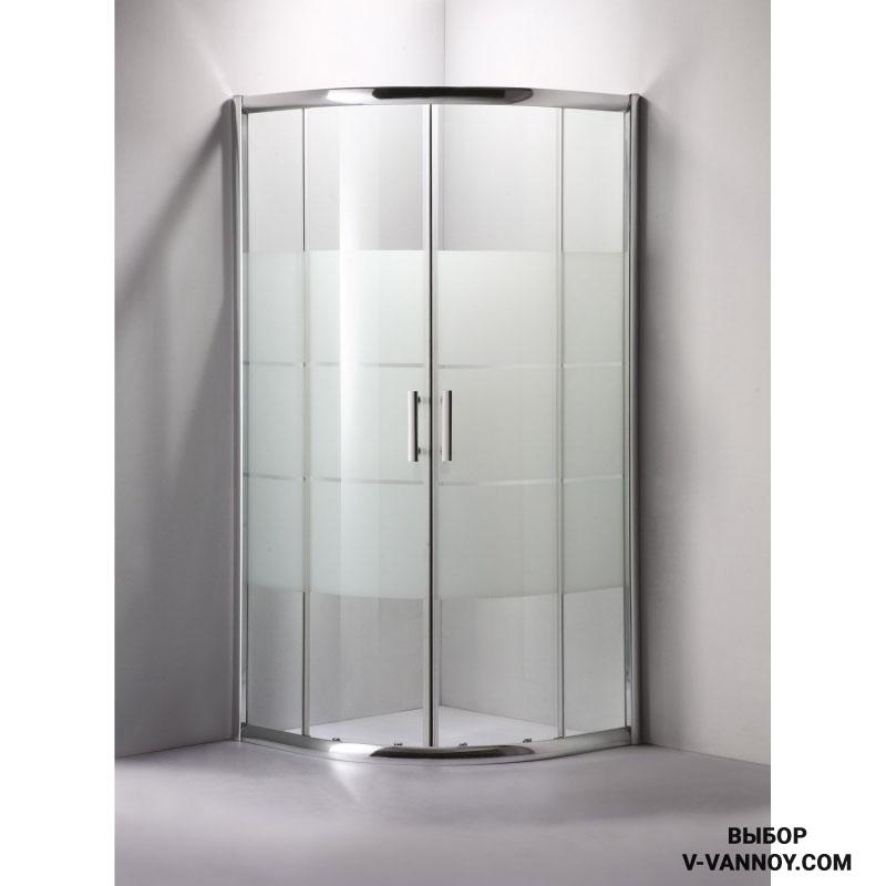 Ширма Sensea Optima радиальная, материал: стекло (90х90 см), 195 $.