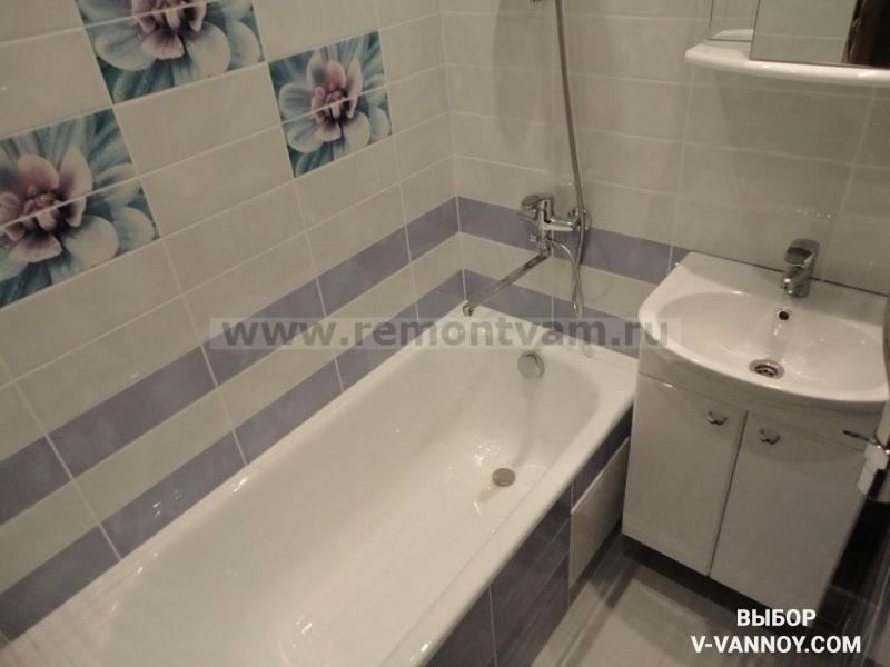 Ванная 4 кв м. Дизайн интерьера в 30 фото