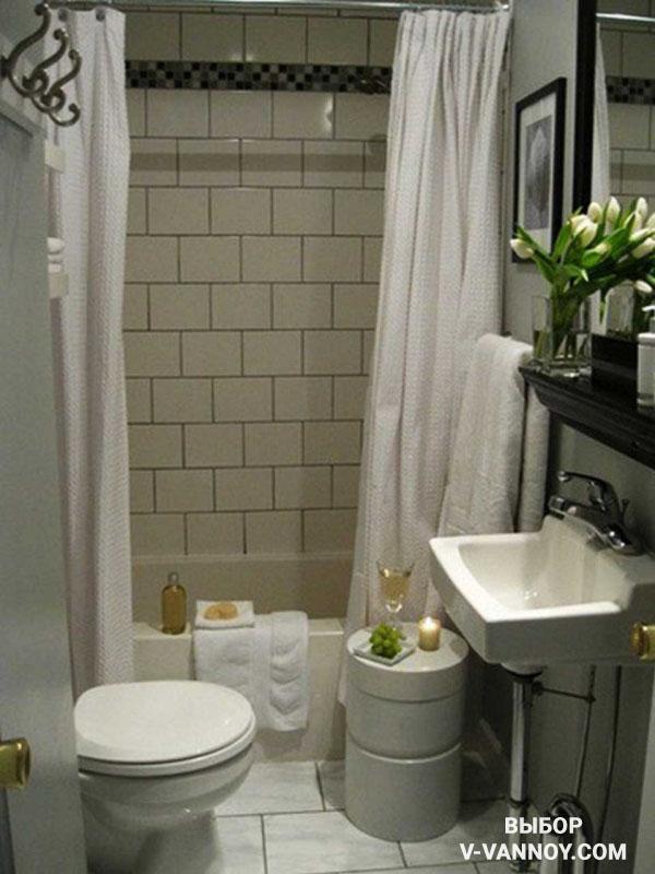 Количество декора должно быть минимальным. Оставьте только самые красивые детали, которые эффектно подчеркнут интерьер.