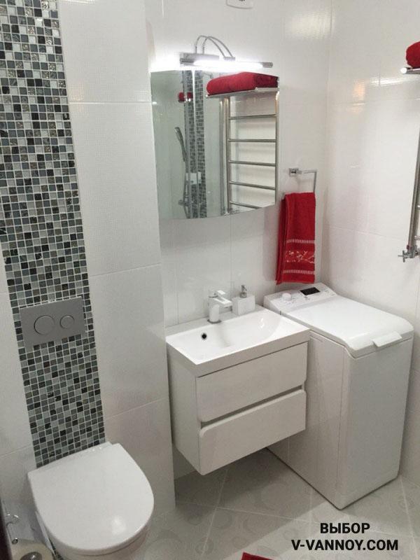 Подвесная сантехника и мебель в современных интерьерах.