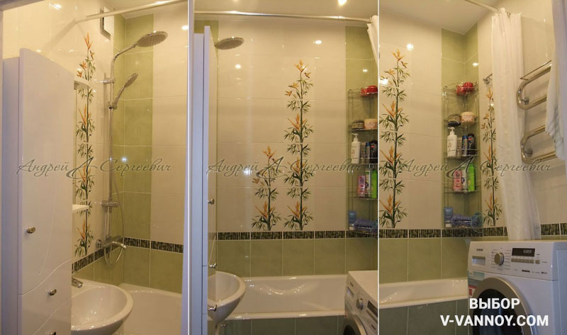 Дизайн ванной 2016. Современные идеи интерьера (76 фото)