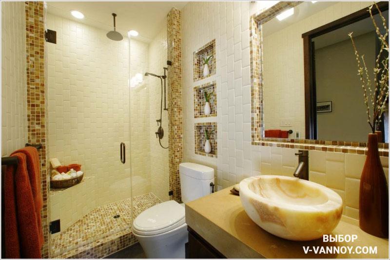 Как совместить ванную с туалетом: советы специалиста