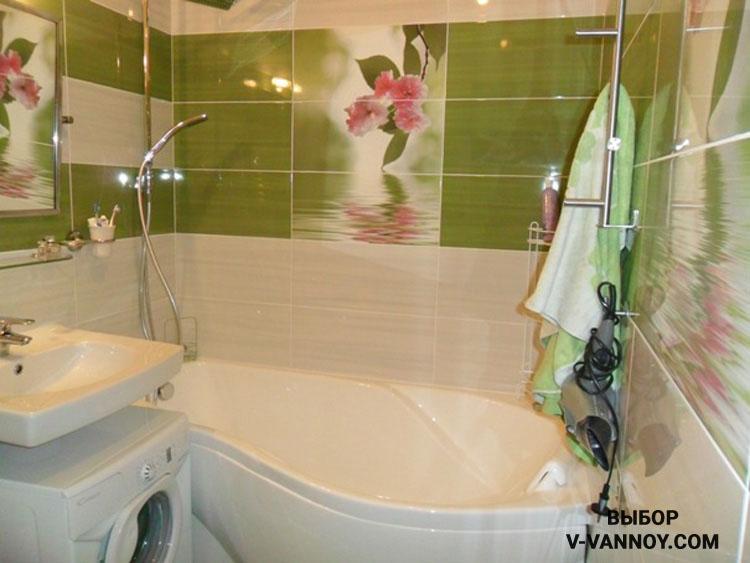 Ремонт ванной комнаты фото хрущевка