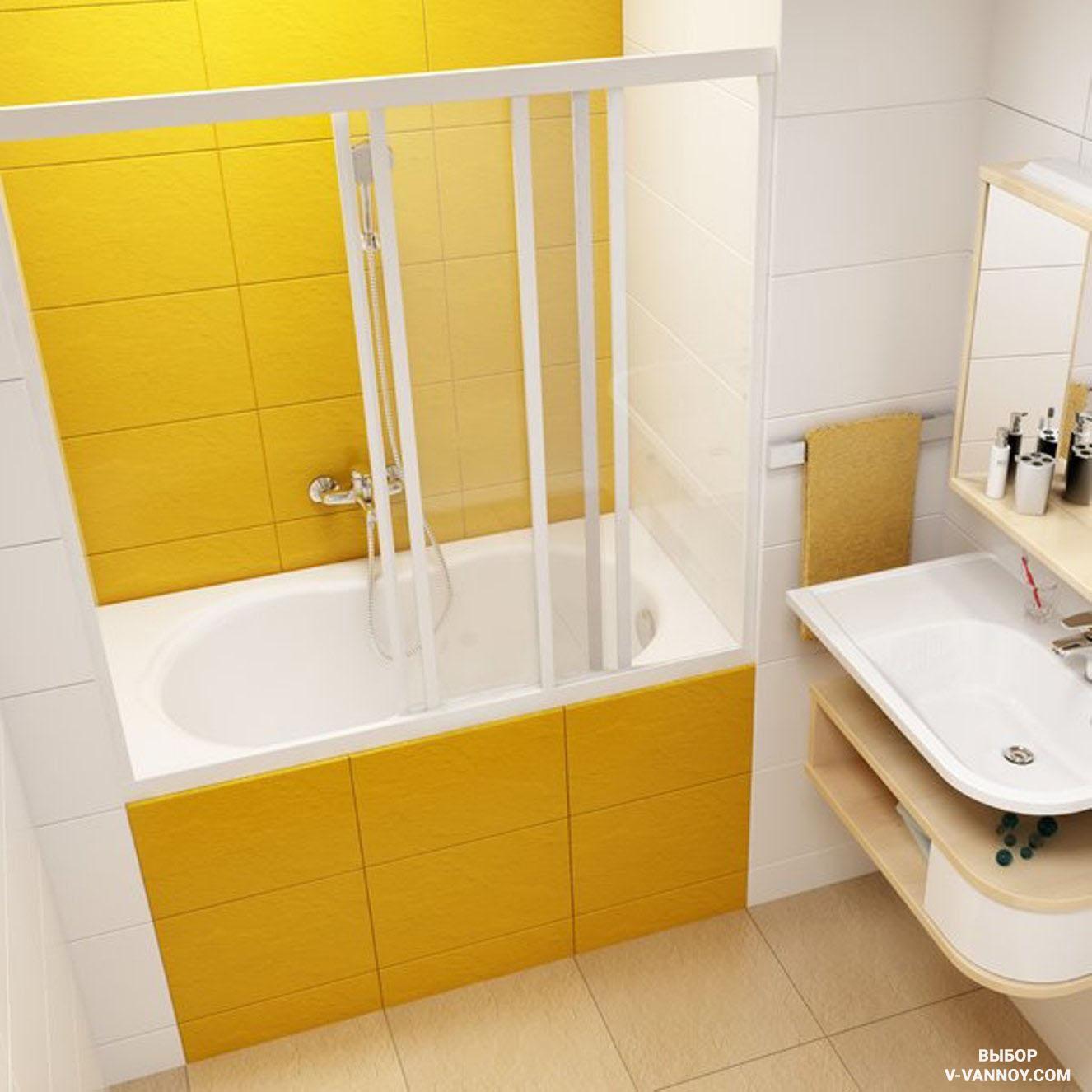 ванна фото: Сидячие ванны для маленьких ванных комнат (20 фото