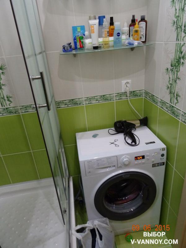 Недорогой ремонт ванной комнаты малых размеров