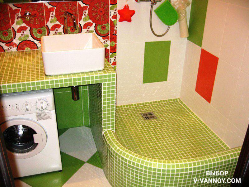Ремонт в ванной комнате своими руками варианты отделки
