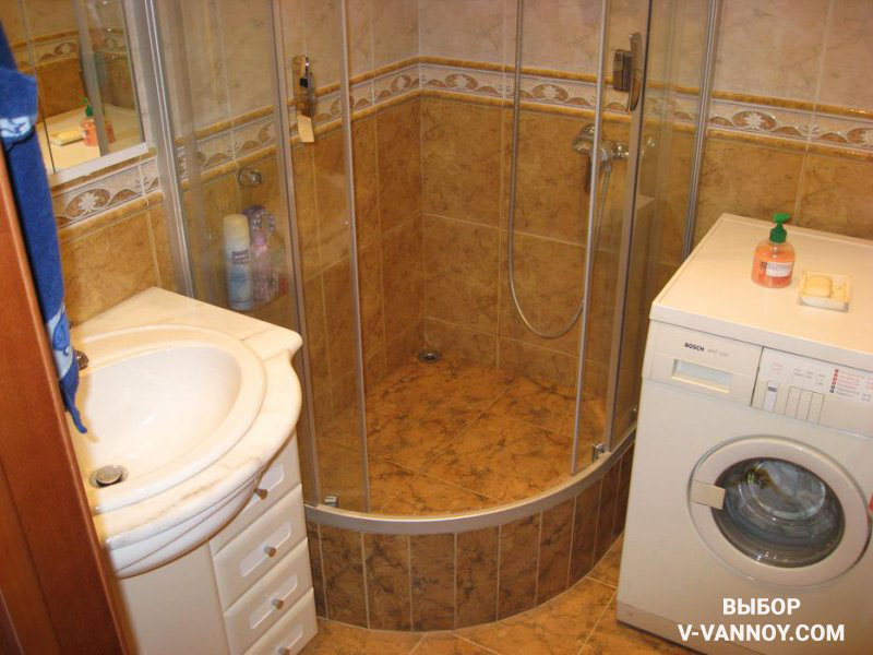 Как сделать ремонт в маленьких ваннах фото 92