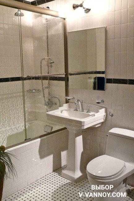Дизайн ванной 2017 - лучшие идеи и тренды (55 фото)