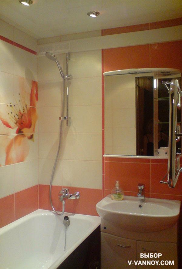 ремонт маленьких ванных комнат фотогалерея больше люблю
