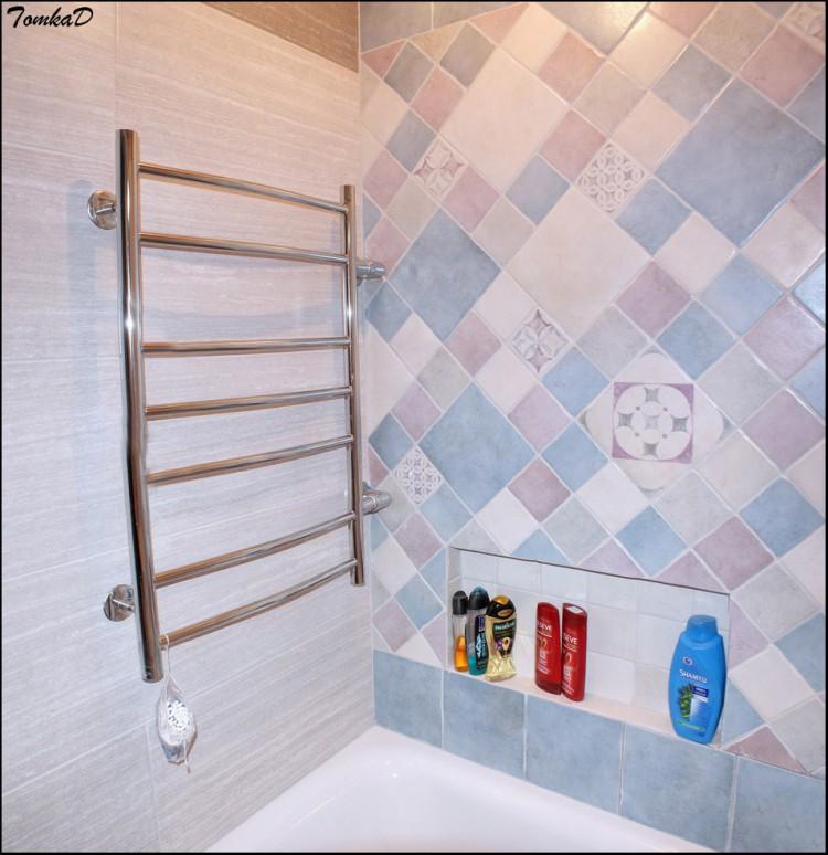 Пошаговый ремонт ванны своими руками