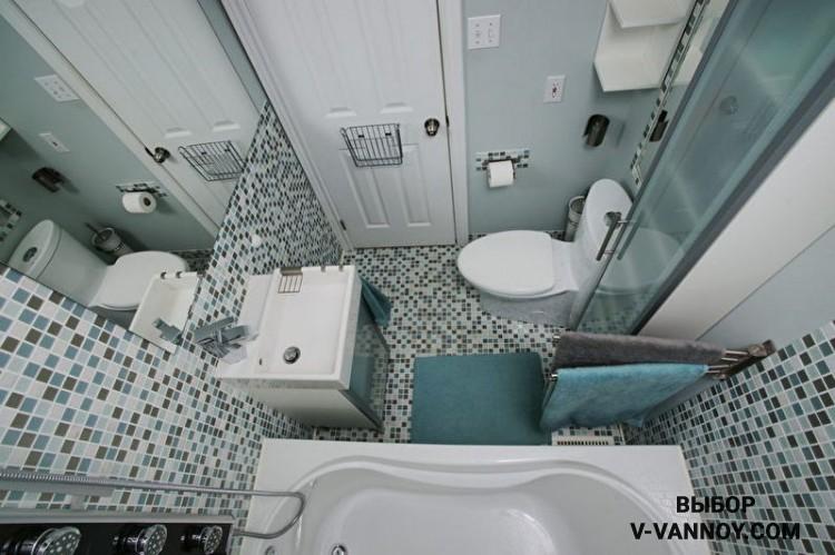 Дизайн ванной комнаты 4 кв фото 2018 современные идеи