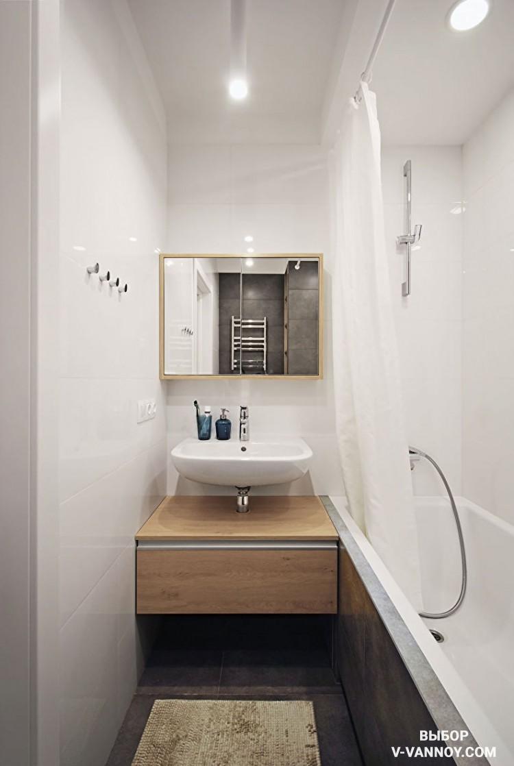 лучшие современные идеи дизайна ванной комнаты 3 квм в 2019