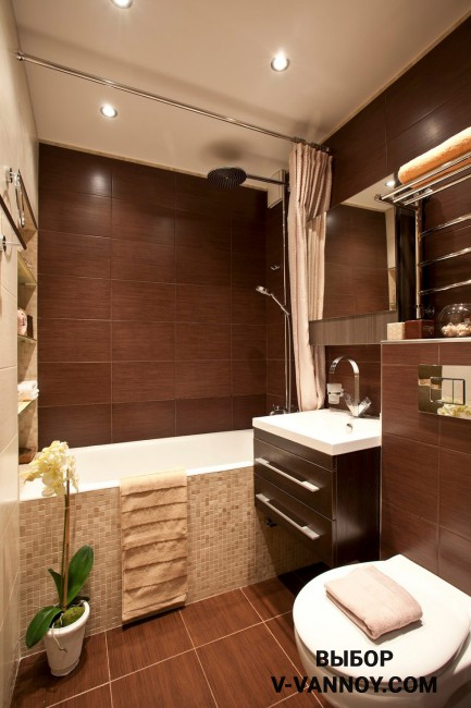 Как выровнять пол в ванной своими руками под плитку